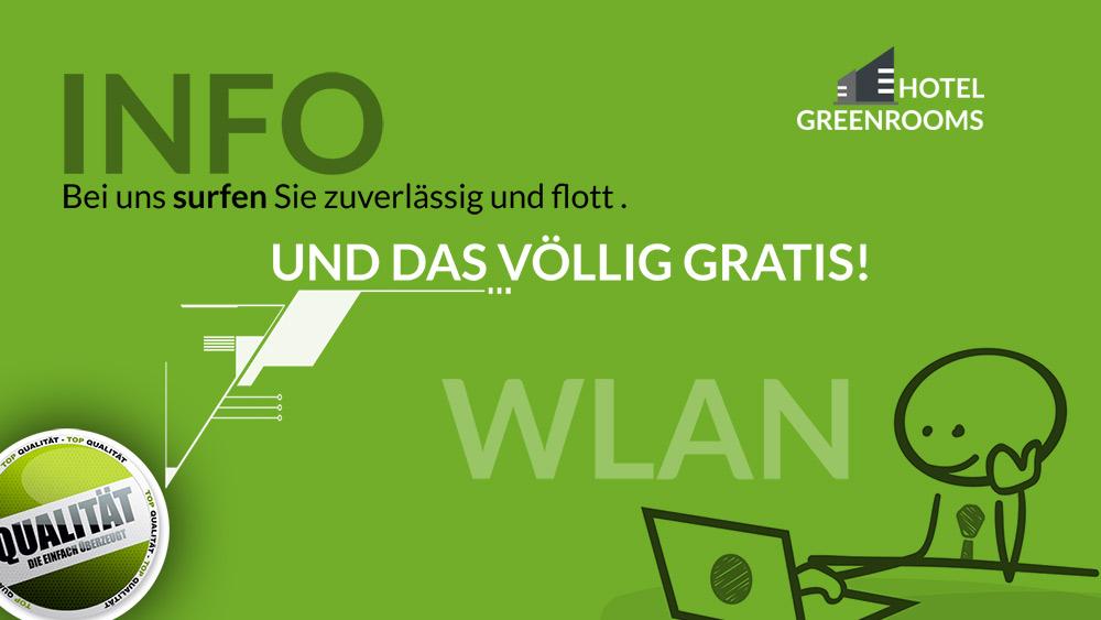 Hotel Graz - Gratis WLAN