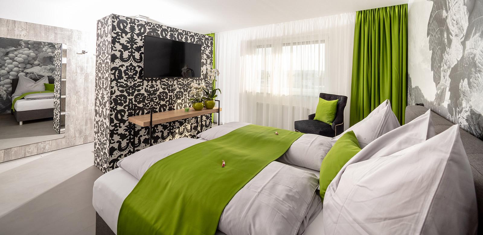 Hotel Greenrooms