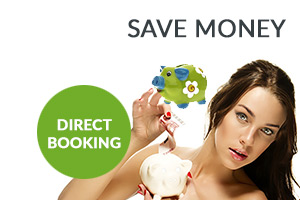 Direct Booking - Hotel Greenrooms