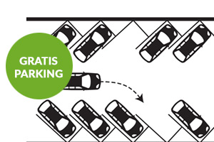 Hotel Greenrooms - Free Parking