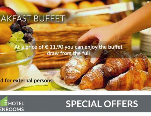 Breakfast buffet for everyone