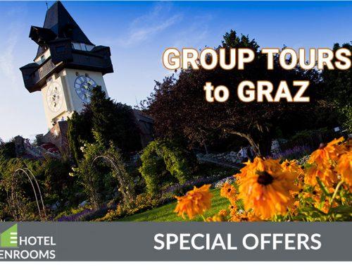 Grouptours to Graz