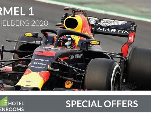 Formel 1 2020 – Spielberg – Hotel-Angebot