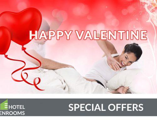 Happy Valentine 2020 – Graz – Hotel-Offer