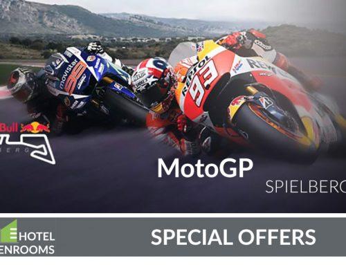 MotoGP 2020 – Spielberg – Hotel-Angebot