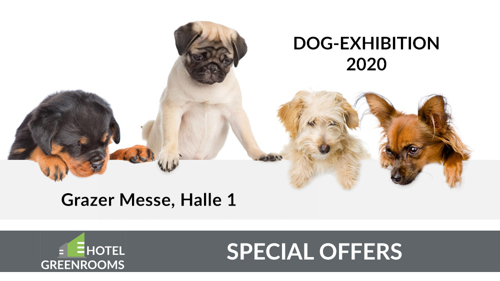 hotel-graz-dog-exhibition-2020-hotel-greenrooms-special-offers